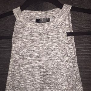 Top Shop Women's Knit Halter Tank Size 4